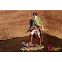 Anime Figuren Attack on Titan Shingeki no Kyoujin Levi / Rivaille/Rivalwunderschöne coole Anime Figur