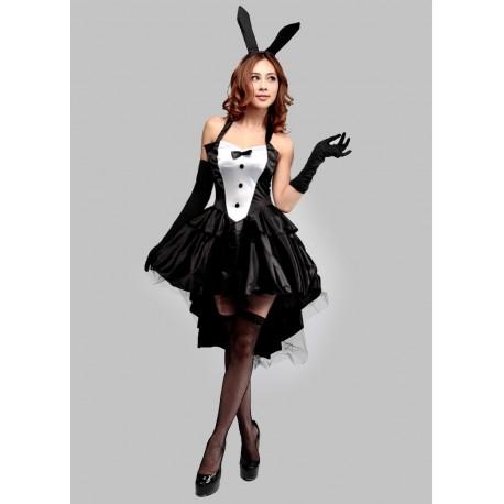 haiyore nyaruko san cosplay costume lolita kleid rock maid meido np04