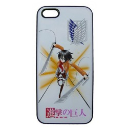attack on titan mikasa anime handy schutzhulle iphone case iphone hulle