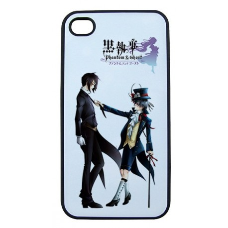 black butler ciel und sebastian anime handy schutzhulle iphone case iphone hulle