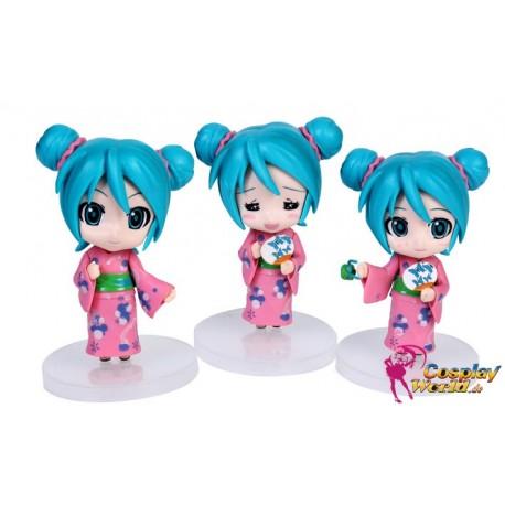 buy anime figures vocaloid fine kwaii kimono pvc anime figure online