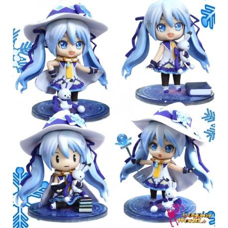 anime figuren vocaloid snow miku wunderschone kwaii anime figur online kaufen
