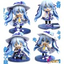 Anime Figuren Vocaloid Snow Miku wunderschöne kwaii Anime Figur online kaufen