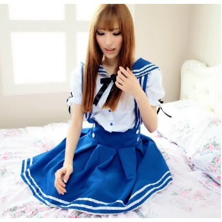 japan cosplay kostume schulmadchen uniform