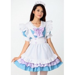party princess meido maid cosplay costume japan lolita dress