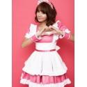 Akihabara Maid Cosplay Lolita Dienstmädchen Kostüm online kaufen