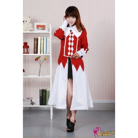 pandora hearts alice kostum kleid alice black b rabbit cosplay