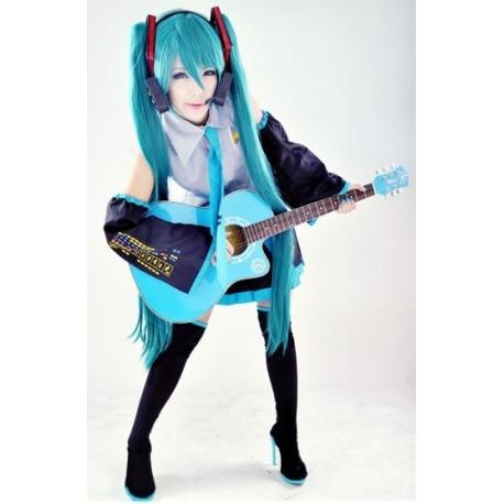 hatsune miku cosplay kleid set kostume vocaloid