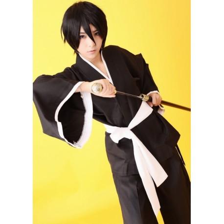 bleach ichigo kurosaki bankai black cosplay kostum