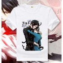 Black Butler Shirt, Anime T-Shirt, Manga T-Shirt, coole T-Shirt
