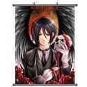 Black Butler Anime Stoffposter Wallscroll Poster Wallscrolls