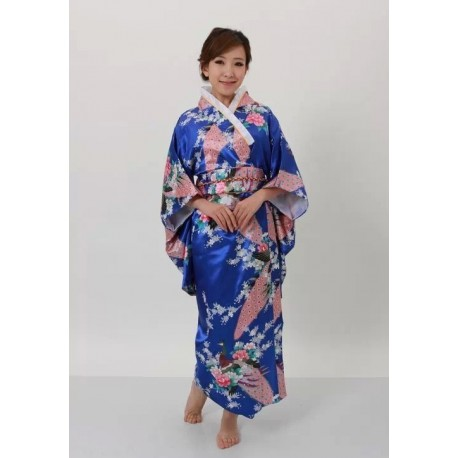 Kimonos Furisode Yukata Kimono Bademantel japanischer Kimono