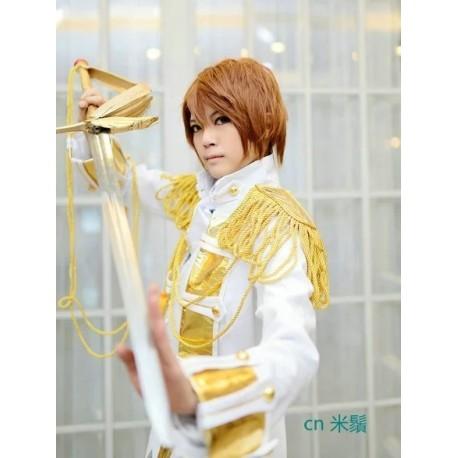 Code Geass Hangyaku no Lelouch Suzaku Cosplay Kostüme auf Maß