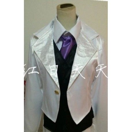 Code Geass Lelouch vi Britannia Cosplay Kostüme Tuxedo auf Maß