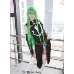 Code Geass Hangyaku no Lelouch CC Cosplay Kostüme auf Maß