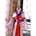 Code Geass Hangyaku no Lelouch Sumeragi Kaguya Cosplay Kostüme auf Maß