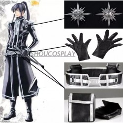 D.Gray-Man Cosplay Kostüme Yu Kanda Cosplay Kostüme auf Maß