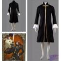 D.Gray-Man Cross Maria Cosplay Kostüme auf Maß Trenchcoat Mäntel
