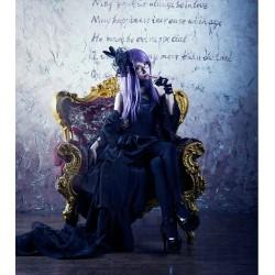 Tokyo Ghoul Anime Manga Rize Kamishiro Kleid Cosplay Kostüm