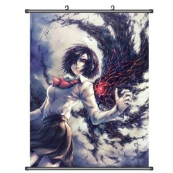 Tokyo Ghoul Anime Stoffposter Wallscroll Poster Wallscrolls