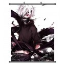 Tokyo Ghoul Kaneki Ken Anime Stoffposter Wallscroll Poster Wallscrolls