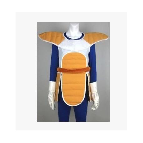 Dragonball Dragon Ball Cosplay Kostüm, Vegeta Cosplay Kostüme auf Maß