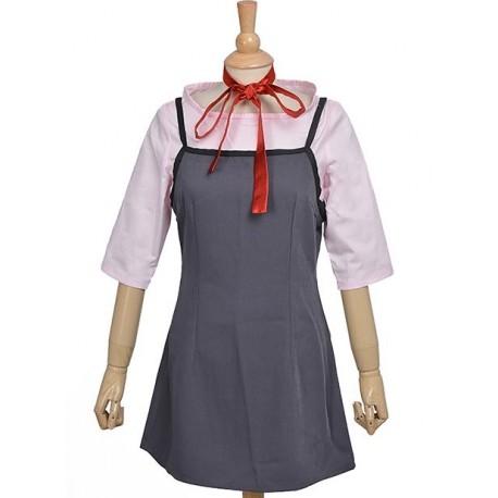 Anime Elfen Lied Lucy Cosplay Kostüm Maid Kleid auf maß