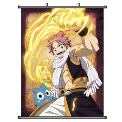 Fairy Tail Anime Stoffposter Wallscroll Poster Wallscrolls