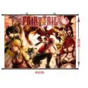 Fairy Tail Anime Stoffposter Wallscroll Poster Wallscrolls
