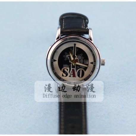 Sword Art Online Uhren, Armbanduhren, Anime Uhren