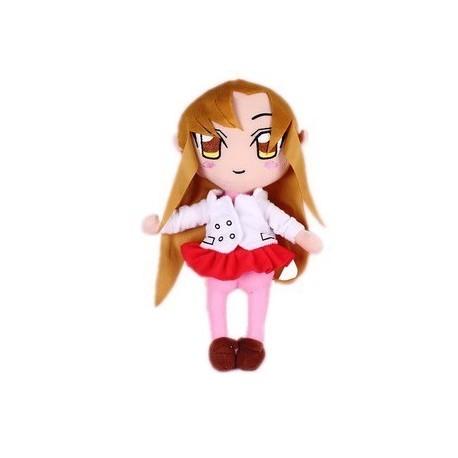 Sword Art Online Yuuki Asuna Plüsch,Anime Plüschtier, Anime Plüsch