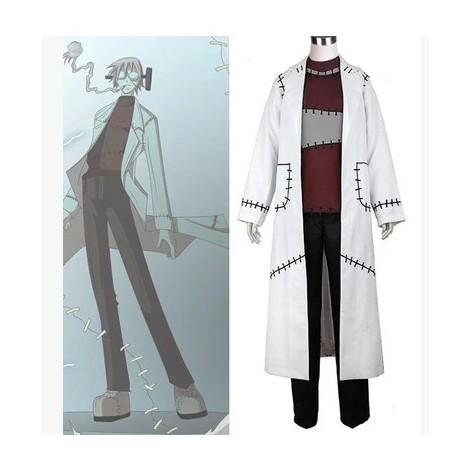 Soul Eater Cosplay Kostüme Franken Stein Cosplay Kostüme auf Maß