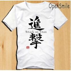 Attack on Titan Shirt, Shingeki no Kyojin shirt