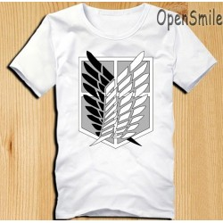 Attack on Titan Shirt, Shingeki no Kyojin shirt