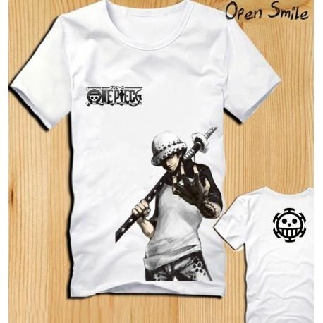 One Piece T-Shirts, Trafalgar Law T-Shirt