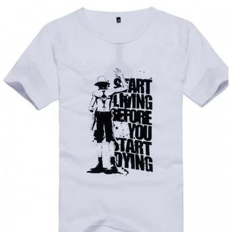 One Piece T-Shirts, Portgas·D· Ace T-Shirt