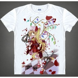 Touhou Project Shirt, Flandre·Scarlet T-Shirt