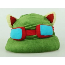 League of Legends Teemo Hut, Anime Hut