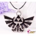 Anhänger Halskette the Legend of Zelda Cosplay Accessoire2er Set
