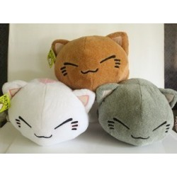 Katze Plüsch, Anime Plüschtier, Stofftier Katze, Animefiguren, Kuscheltier, Anime Plüsch