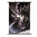 Final Fantasy Anime Stoffposter Wallscroll Poster Wallscrolls