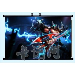 LOL, League of Legends Anime Stoffposter Wallscroll Poster Wallscrolls