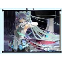 Vocaloid Hatsune Miku Anime Stoffposter Wallscroll Poster Wallscrolls