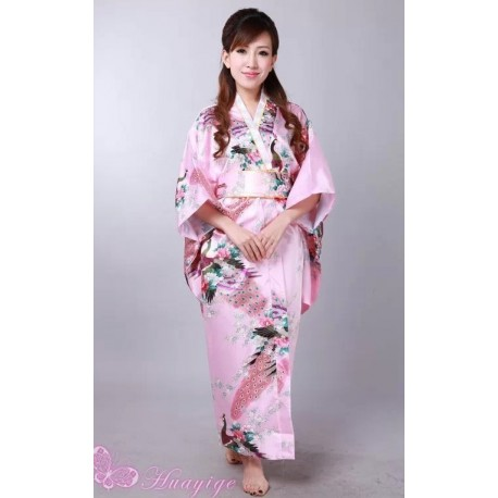 Kimono Yukata Furisode Kostüme für Dame