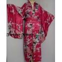 Kimono Yukata Furisode Geisha Kimono Morgenmantel