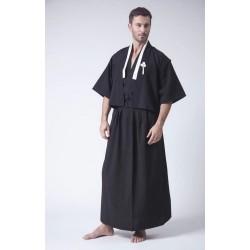 Kimono Yukata Furisode Geisha Haori Kimono Herren japanischer Kimono