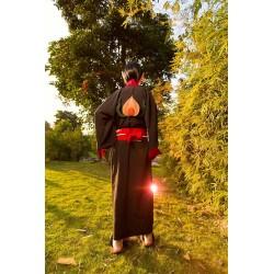 Hōzuki no ReitetsuCosplay Kostüme Hoozuki Kimono Yukata Furisode Geisha Haori