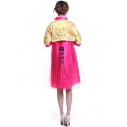 Koreanische Tracht Hanbok koreanische Kleider kurzes Kleid