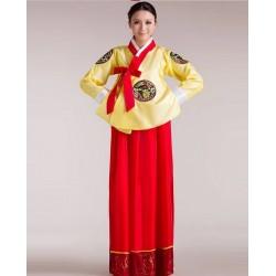 Koreanische Tracht Hanbok koreanische Kleider koreanische kleidung
