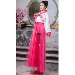 Koreanische Tracht Hanbok koreanische Kleider traditionelle koreanische Kleidung